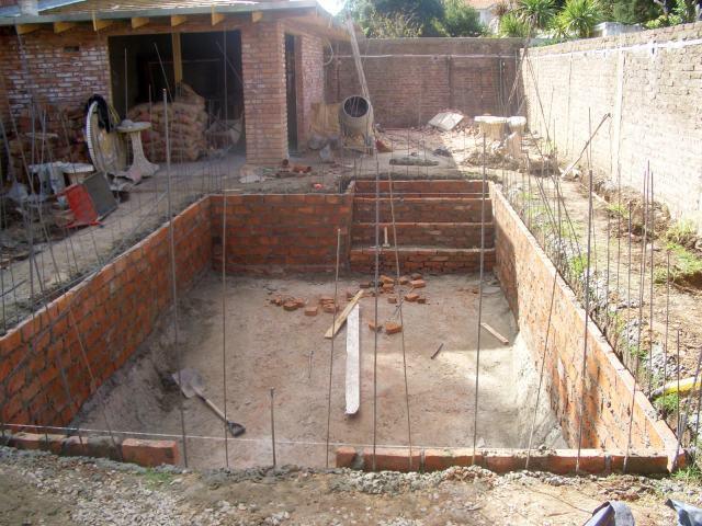 Alba ileria prefabricados per casas prefabricadas de for Construccion de piscinas