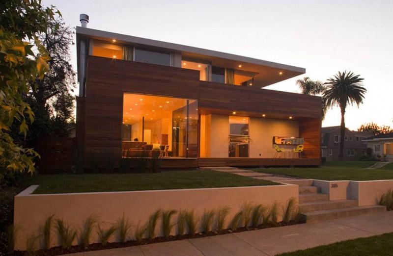 Casas pre fabricadas modernas prefabricados per casas for Casas de madera modernas