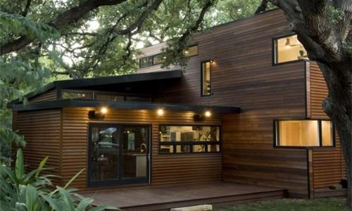 Casas Pre Fabricadas Modernas Prefabricados Per Casas