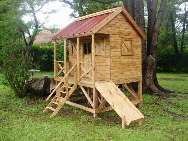 Casitas de perro prefabricados per casas for Casitas de madera para jardin para ninos