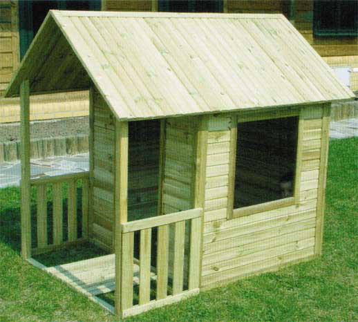 Casitas de perro prefabricados per casas - Casas de madera para ninos ...