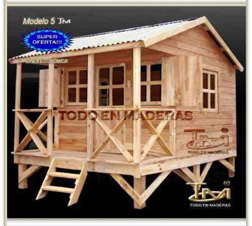 Casitas de perro prefabricados per casas for Casas de madera ninos baratas
