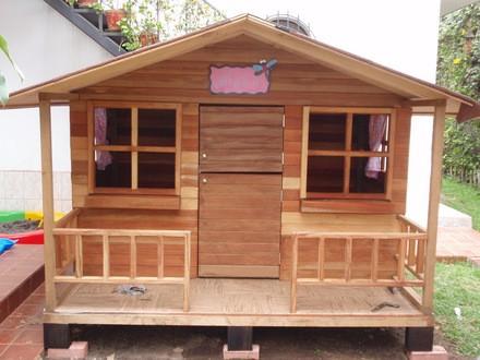 Casitas de perro prefabricados per casas - Casitas de maderas infantiles ...