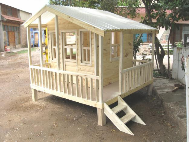 para niños | Prefabricados Perú | Casas Prefabricadas de madera