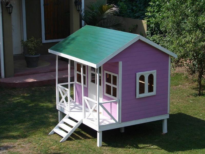 Casitas para ni os prefabricados per casas for Casitas de madera para ninos