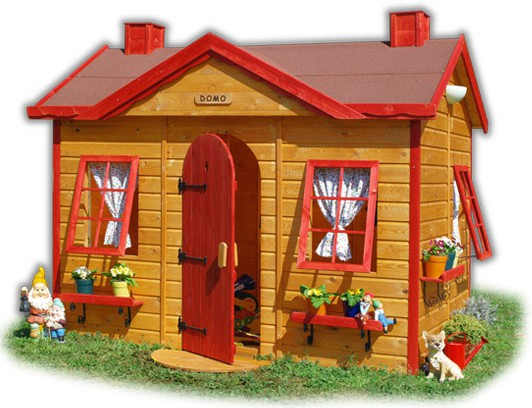 Casitas para ni os prefabricados per casas for Casitas para ninos