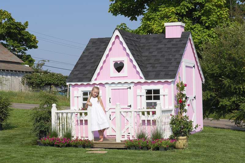 Casitas para ni os prefabricados per casas for Casitas de jardin para ninos