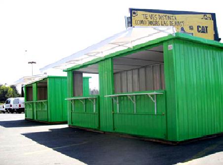 Kioskos prefabricados per casas prefabricadas de madera for Kioscos de madera baratos