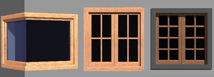 modelo de ventana prefabricados per casas